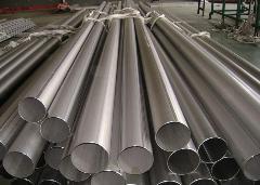 供应各种型号不锈钢管材