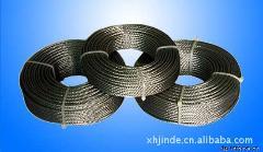 供应304包胶钢丝绳、316包胶钢丝绳、304包胶不锈钢丝绳