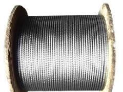 供应进口包胶钢丝绳、304不锈钢丝绳、316不锈钢丝绳