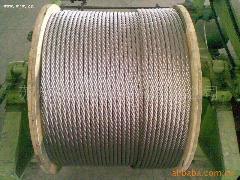 供应单股不锈钢钢丝绳、多股不锈钢钢丝绳、橡胶输送带用钢丝绳