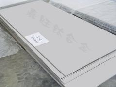 供应TA1耐腐蚀钛板 GR5高强度钛板 耐磨耐疲劳钛合金