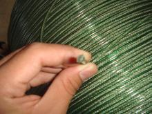 """0.6mm""""包胶钢丝绳""""﹪环保""""316L不锈钢钢丝绳"""""""