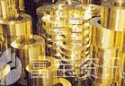 各种规格镀镍黄铜带、镀锡黄铜带、h80黄铜带卷批发
