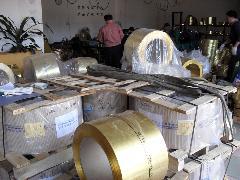 供应H68黄铜带,C2680黄铜带,C2600黄铜带