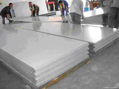 焦作5052镁铝合金铝板供应商,进口3003防滑铝板价格报价