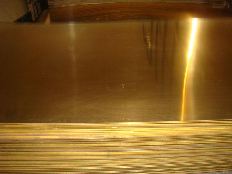 供应国标洛阳H80黄铜板,H80全软黄铜带,国标中硬黄铜板深圳批发