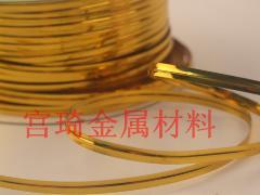 供应H60扁铜线-洛铜扁铜线优惠价格-厂家直销