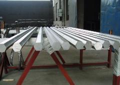 供应3003六角铝棒-全硬六角铝棒-厂家优惠价