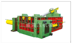 Y81T-400型液压打包机