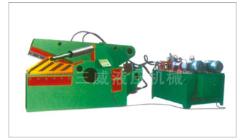 Q43-250型鳄鱼式液压剪切机