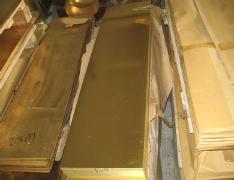 广东H96黄铜板-冷轧黄铜