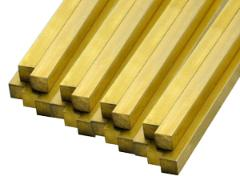 H60黄铜方棒-对边宽20mm黄铜方棒