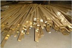 深圳黄铜排厂家,热销6*10黄铜排,低价销售