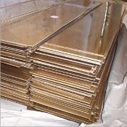 低价批发H62黄铜板_h65黄铜板_超宽黄铜板_黄铜厚板