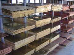 国标铜板厂,锡青铜板、磷青铜板、铝青铜板