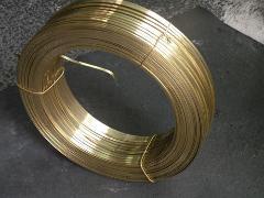 h80黄铜线、镀镍黄铜线、环保眼镜黄铜丝、镀镍黄铜线加工