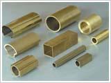 西安h65黄铜方矩管;出口t2紫铜矩形管;铜扁管厂