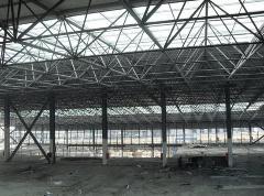内蒙古球型网架钢结构公司、球型网架制作安装公司