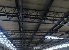 内蒙古管桁架钢结构、内蒙古管桁架公司、管桁架公司首选多力邦钢