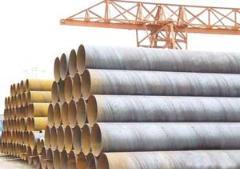 新疆无缝钢管,螺旋管规格齐全材质保证价格实惠就找甘肃鲁正公司