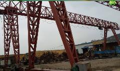 供应二手10吨29米花架龙门吊