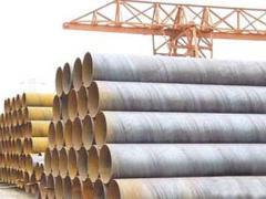 兰州哪有供应口碑好的螺旋钢管——银川螺旋管