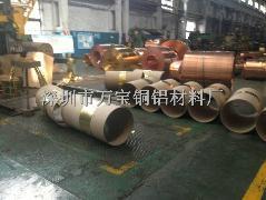 生产加工h65镀镍黄铜带-镀镍铜带厂