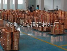 生产加工T2紫铜带镀镍、T2镀镍铜排
