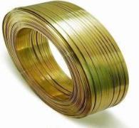 扁铜线厂家-H62黄铜扁线