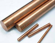 紫铜棒厂家-国标T2紫铜棒