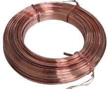 紫铜扁线厂家-TU2无氧扁铜线