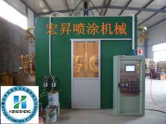 DISK自动静电喷漆设备(金属,木器,塑胶通用)