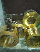 环保H68冲压黄铜带 黄铜箔