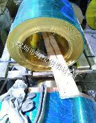 浙江H65拉伸黄铜带 软态红铜皮 含税价