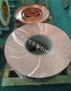 特厚紫铜带免费分条 TU1无氧紫铜带环保料