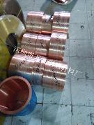 环保C1100软态紫铜带 紫铜箔 纯铜箔批发