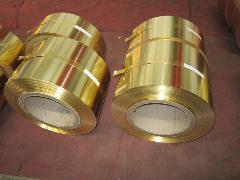 河北0.15mm全软黄铜带厂家;邢台H65黄铜带价格