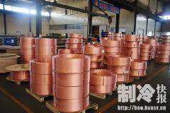 湖北TP2空调紫铜管厂家;武汉10*1mm紫铜盘管价格