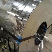 现货供应优质301全硬不锈钢带材料 301高硬度不锈钢带 304L不锈钢卷料