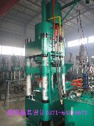 供应郑州废旧金属屑成型专用压块机设备生产线L