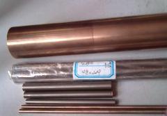 供应cuw75钨铜棒批发钨铜方棒钨铜毛细棒厂家直销
