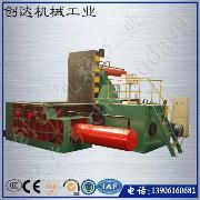 福州卧式废铅液压打包机|废料液压打包机|铁皮液压打包机|
