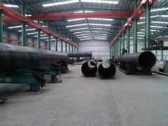 大量供应优质大口径螺旋管,规格按客户需要生产