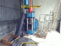 出售:钢屑压块机、铸铁屑压块机、铁屑压块机