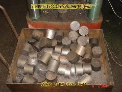 出售:钢屑压块机、铁屑压饼机