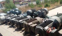 回收电缆配电柜电机变压器中央空调机组续电池工程机器变频器