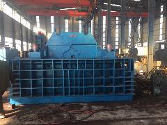 出售:大型龙门式废钢剪切机等(新)