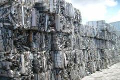 废铝回收,铝渣废料处理,优废回收废铝