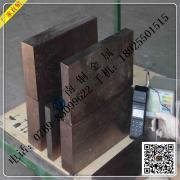 供应C17200铍青铜板 C17300铍铜板 高硬度 导电导热 高耐磨铜合金