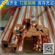 厂家直供红铜批发环保模具红铜棒 优质铜棒红铜